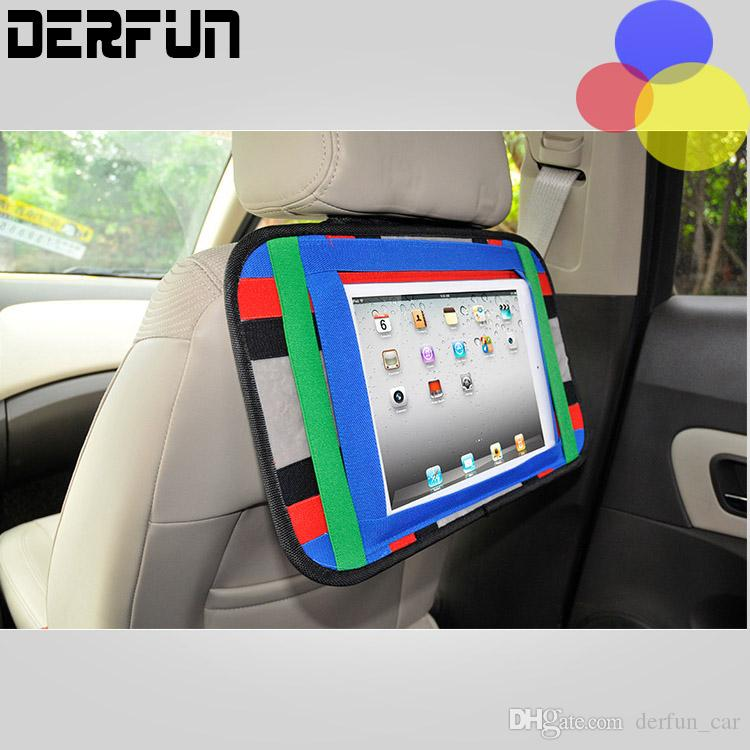 Auto Car Storage Bag With The Seat Back Iphone Ipad Packet Hanger Organizer Holder Backseat Sundries Door Pocket