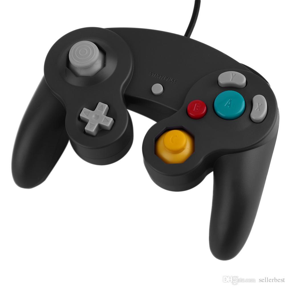 Wired Game Controller Gamepad Joystick für NGC NINTENDO GC Game Cube für Platinum