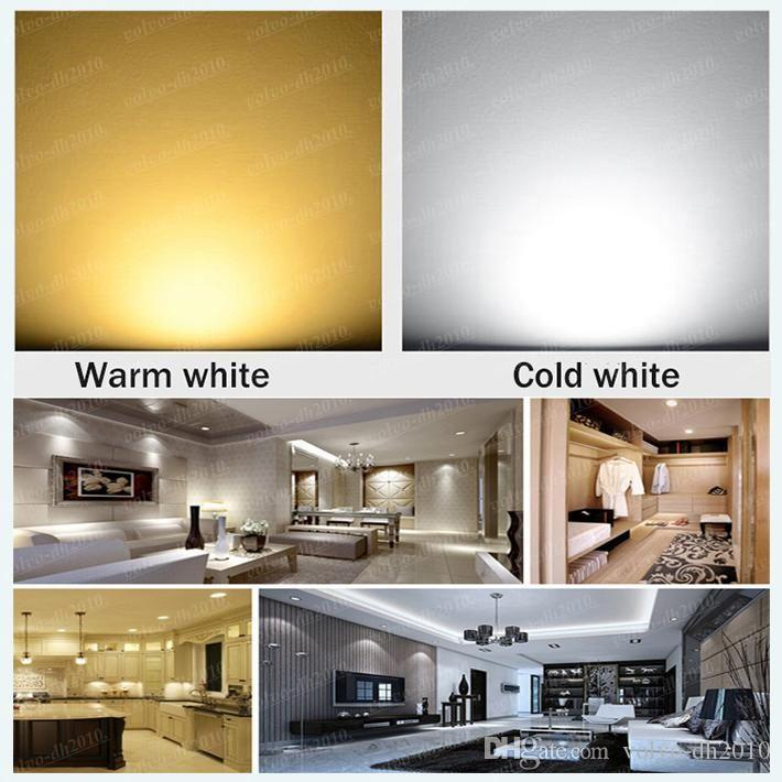 DHLFree shipping AC 85~265V 110V 220V Dimmable 12W Led Downlight Recessed Ceiling Lamp Pure/Warm White Led Fixture Down Light CE&ROHS LLFA11
