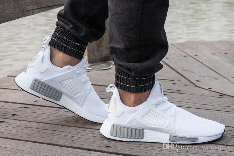 new style e95d5 b961f adidas NMD XR1 Duck Camo White