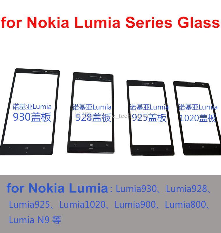 Montaj Çerçeve Cam Lens% 100 Orijinal yeni Ücretsiz Kargo ile Nokia Lumia N930 930 LCD Ekran + Dokunmatik Ekran Digitizer için geçti Testi