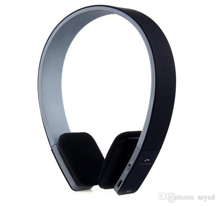 Brand AEC BQ-618 Noise Reduction Wireless Bluetooth Headphone Earphone Headset with MIC for iPhone Cell Phones High quality