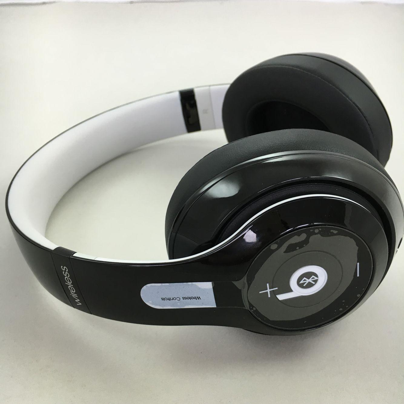 2018 Used Beats By Dre Straight Outta Compton Studio20 Headphone Wireless Bluetooth Beat Drdre Headphones Headsets With Serial Codes Great Bass