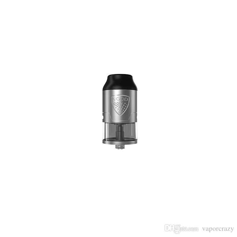 100% Original E cig vaporizer VGOD Elite RDTA Tank Atomizer 4ml VGOD Elite RDTA with 24mm diameter