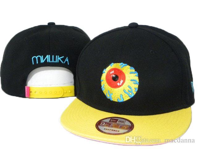 Yeni stil en kaliteli ucuz yapış arka Kapaklar Moda Sokak Şapkalar gözküresi Snapbacks şapkalar camo düz ağız serin spor hiphop caps