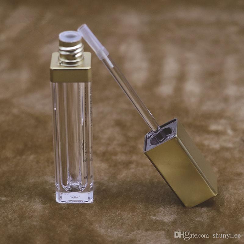 Пластиковые пустой блеск для губ бутылки DIY косметический блеск для губ трубки ресницы роста нефти контейнер многоразового бутылки 7 мл F20171991