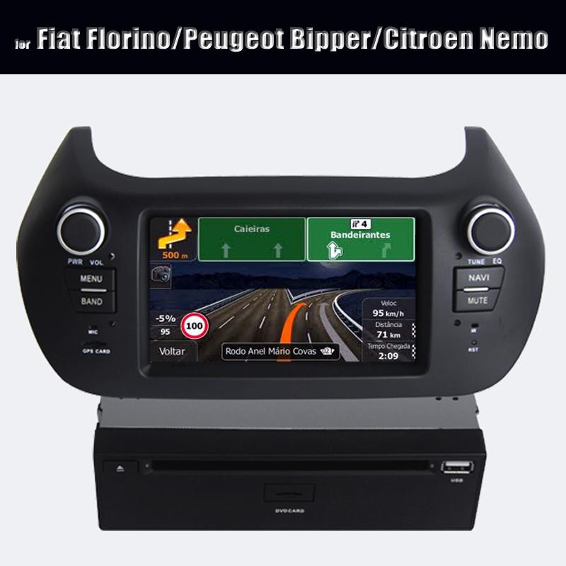 oem auto radio stereo system in car dvd citroen nemo. Black Bedroom Furniture Sets. Home Design Ideas