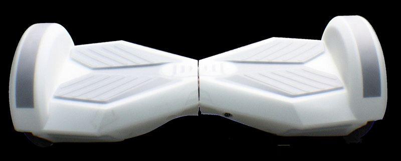 8 дюймов Hoverboard Электрический Самокат Защитный Силиконовый Чехол Self Smart Balance Скутер Автомобиль 2 Колеса 4 Цвета Силиконовый Кожаный Чехол Часть Части