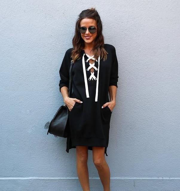 Novas mulheres inverno moda manga longa Hoodies das mulheres camisolas. Frete grátis