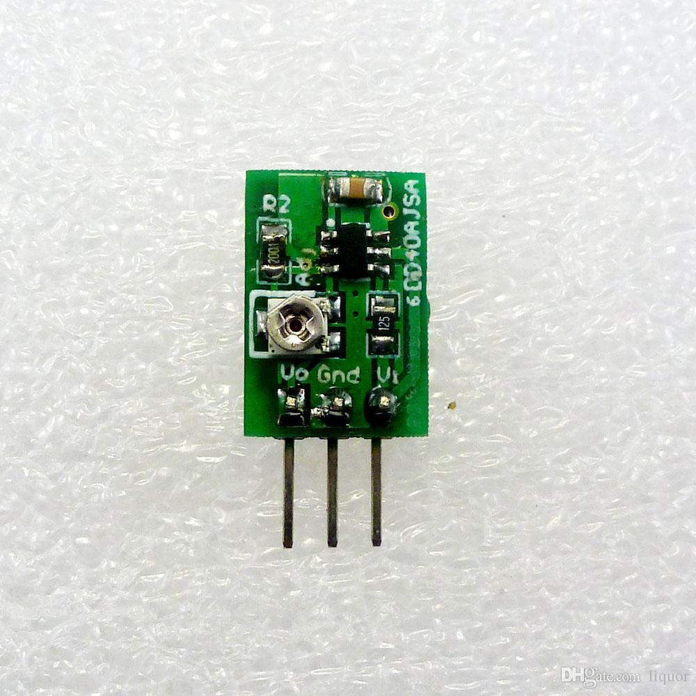 Dd40ajsa 1a Mini Dc Step Down Converter Module 24v 12v 9v To 5v Circuit 33v 3v Adjustable Output For Arduino Due Uno Breadboard 3000w Inverter Electrical