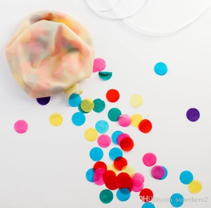 Konfeti Dolu Balonlar Helyum Kaliteli Parti Düğün Sevgililer Doğum Günü Dekorasyon yuvarlak temizle balon Tavuk Dekor 36 '' / 18 '' / 12 '' çocuk oyuncak