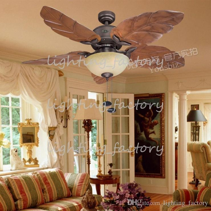 Best Modern Creative Glass Ceiling Fan Lights Decorative Fans Ceiling  Llight Living Room Chinese Style Lamps Under $271.36 | DHgate.Com