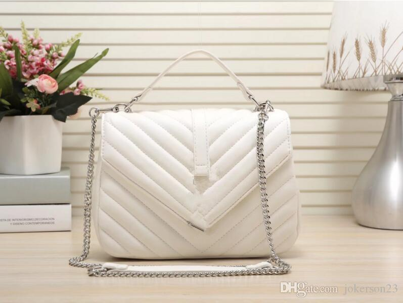 New 2018 Designer Brand Small Flap Women Classical Box Bag Split Leather Handbags Ladies Cowhide Messenger Bag For Female