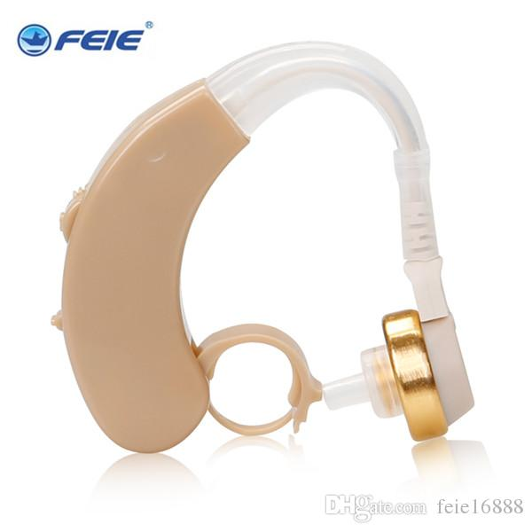 Portable invisible Hearing Aids for Ear Noise Reduction Wireless Digital hearing AID Mini in the Ear for the Elderly S-138
