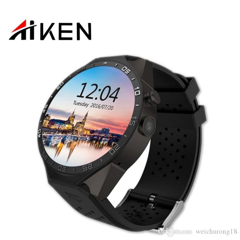 Kw88 Phone Bluetooth Android 51 Smartwatch Mt6580