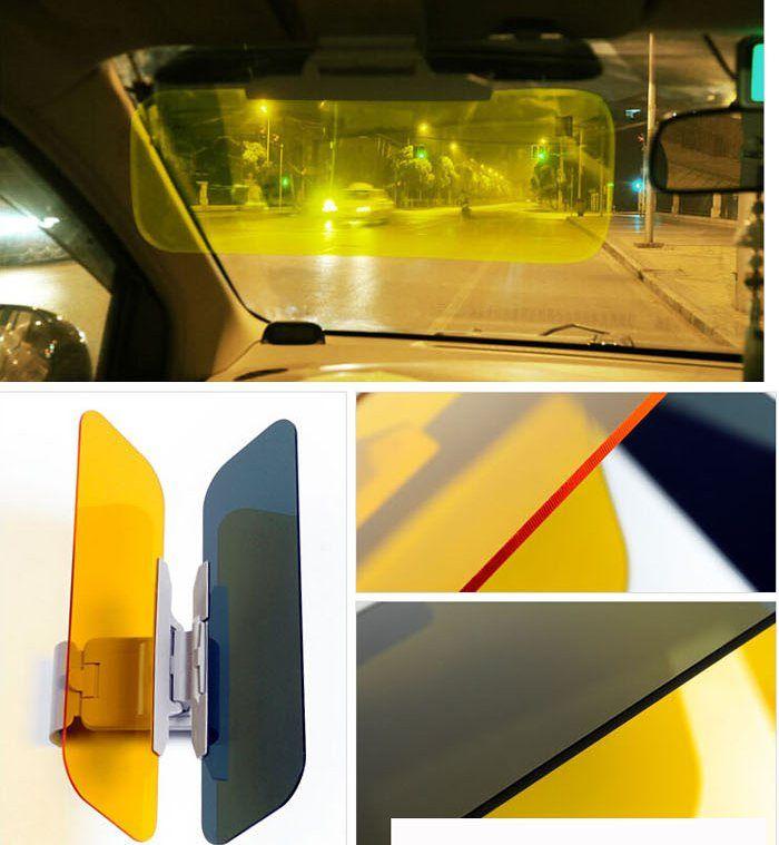 Car Anti Glare Goggles Mirror Car Sun Visor Sunscreen Sun Shade Sunshade  With Night Vision Goggles Sunglasses Safe Driving Car Sun Visors Car Sun  Visors For ... d06f71ef1d9