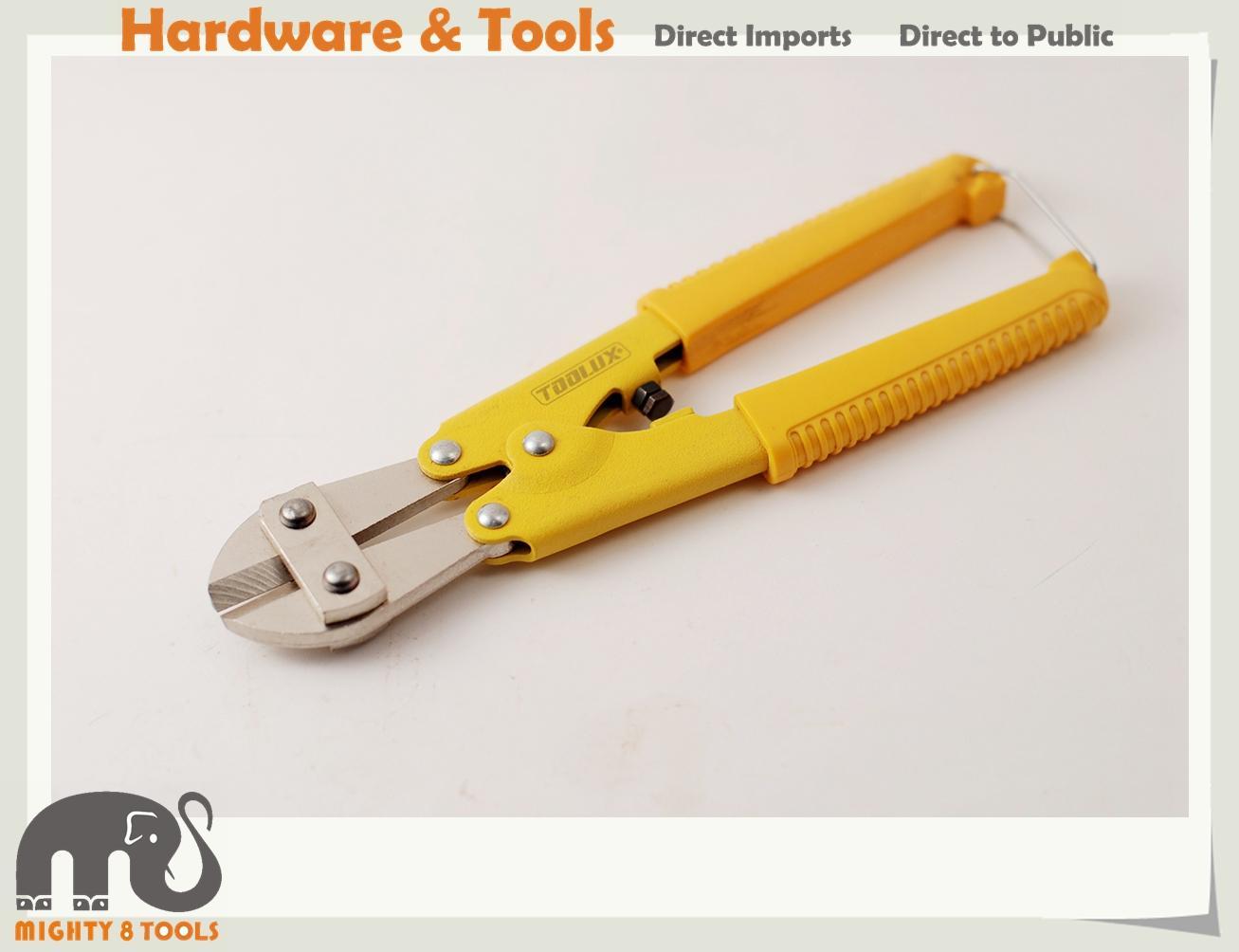 8in / 200mm Heavy Duty Mini Bolt Cutter Cable Cutter Wire Cutter ...