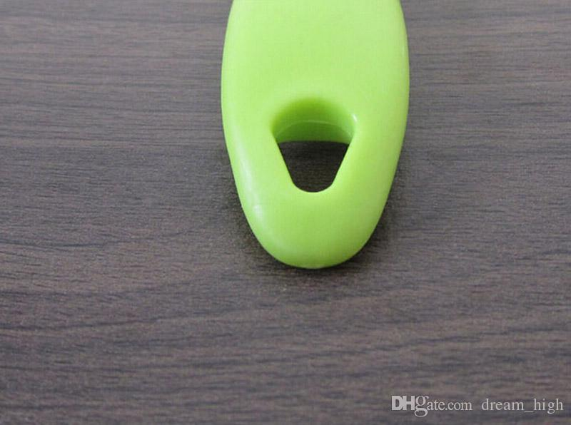 Plastic peeler melon fruits and vegetables planing multifunction kitchen creative smiley face peeler cut fruit knife