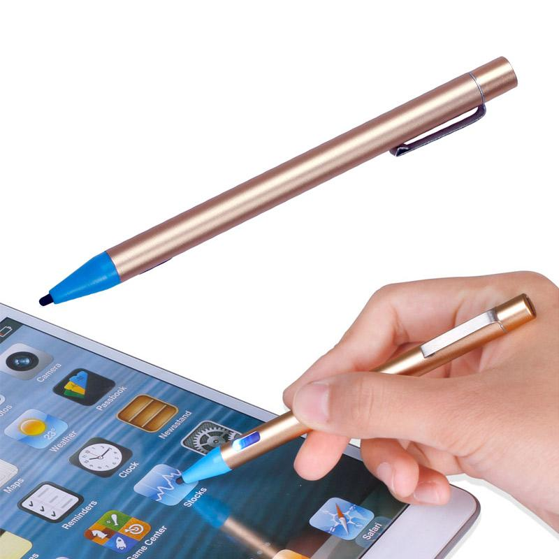 23mm superfine nib active capacitive stylus pen metal screen touch smart pen for ipad smart phone designer pens digital pen from jdm1266 6029 dhgate