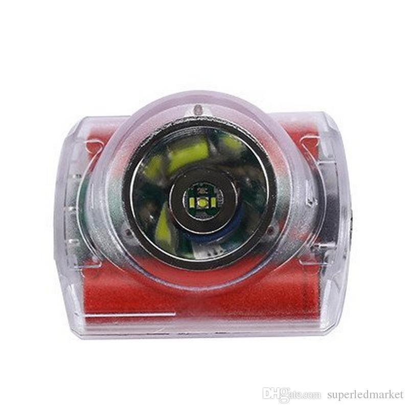 16000LUX Hot Sale Popular New Waterproof Outdoor Multi-purpose LED Headlamps Mining Light Miner Cap Lamp Hunting Headlight