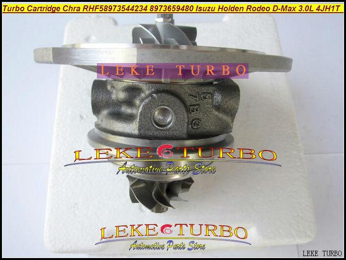 RHF5 24123A 8973544234 8973659480 VB430093 Turbocharger Cartridge Turbo Chra Core For ISUZU Holden Rodeo D-Max 3.0L 2003- 4JH1T 130HP (3)