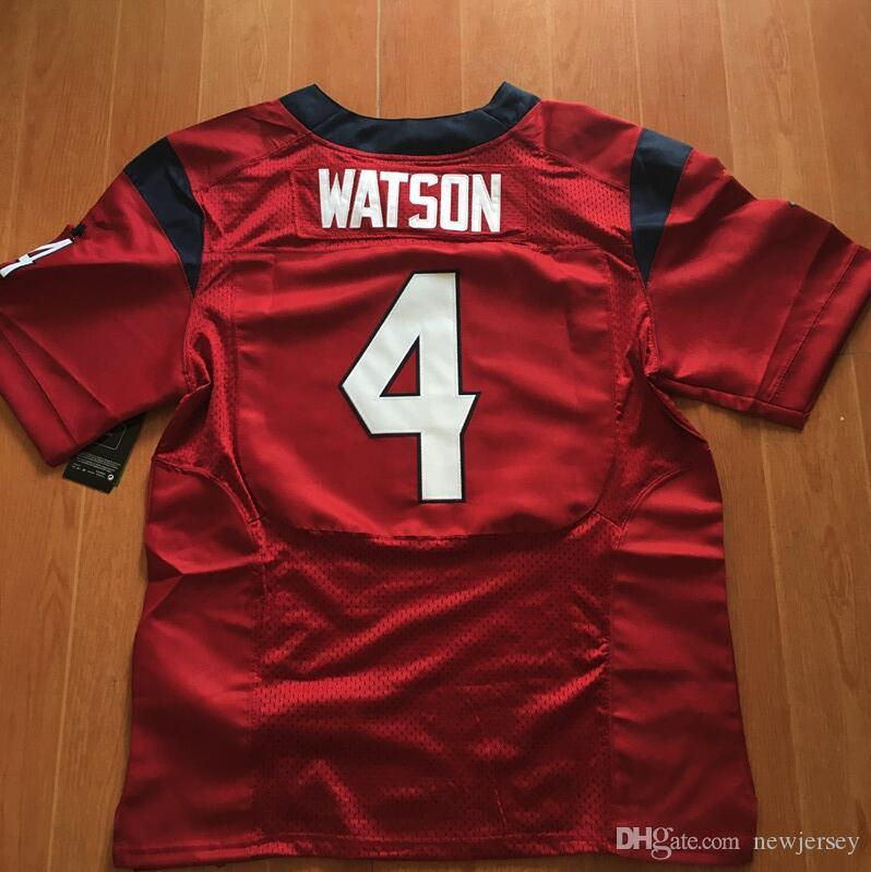 reputable site 4b129 92390 Deshaun Watson Carlos Watkins Treston Decoud Kyle Fuller Günstige  Benutzerdefinierte Texans American Football Trikots Mens Womens Youth Men  Stitched ...