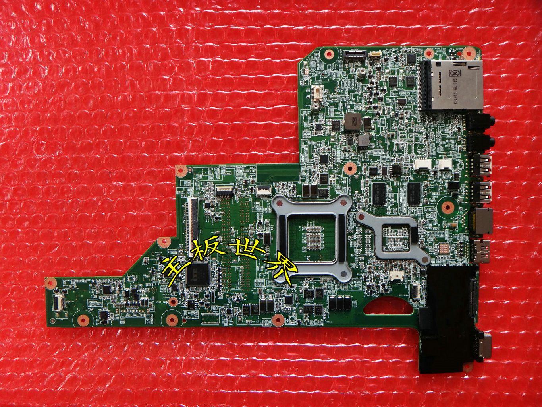 605902-001 placa para HP G62 G72 placa base para portátil con chipset Intel DDR3 HM55 DSC HD CR 5470 / 512M