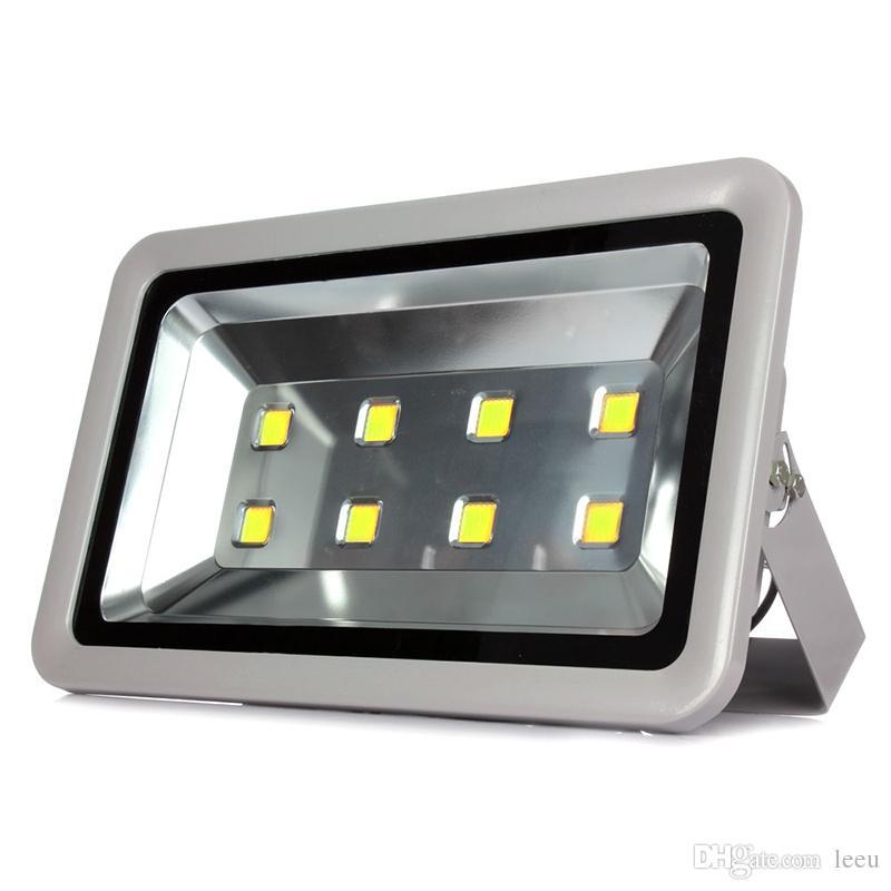300W 400W 500W Led Holofotes Iluminação de paisagem LED IP65 inundação luz rua lâmpada holofotes rua luz ao ar livre