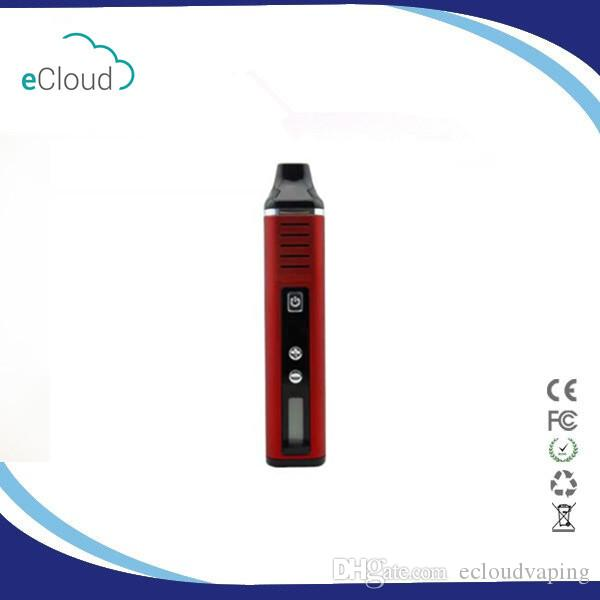 100% genuine Portable Pathfinder 2 dry herb vaporizer pen Kit herbal 200-600F hebe electronic cigarette Kit 2200mah Vape Ecigs Dry Herb tit