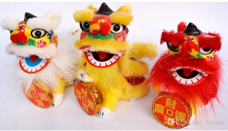 4e9008f18 2019 China Foshan Traditional Folk Handicraft Lion Dance 004 From Byrder,  $37.09   DHgate.Com