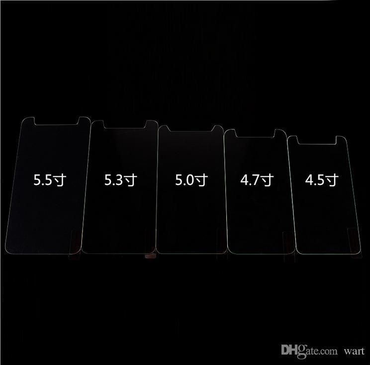 высокое качество универсальный Универсальный мобильный телефон фильм Стекло фильм защиты фильм Оптовая сталь - сделал стальной фольги универсальный универсальный
