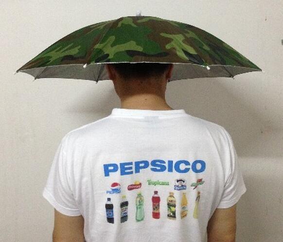 Kamuflaj Katlanabilir Şapkalar Güneş Şemsiyesi Balıkçılık Yürüyüş Plaj Kamp Şapkalar Kap Baş Şapka Açık Spor Şemsiye Şapka Kap