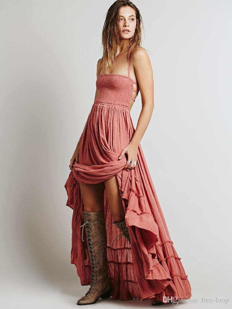 Maxi dress for evening