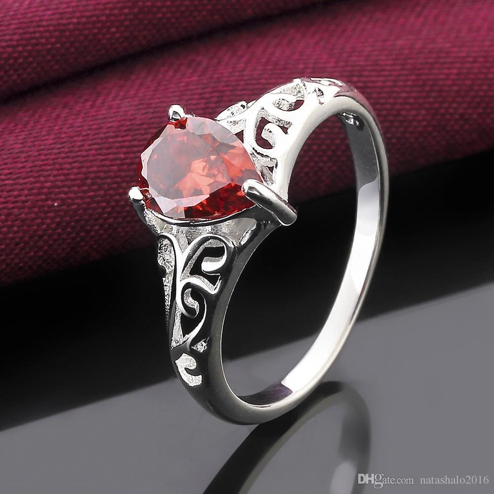 see larger image - Platinum Wedding Rings For Women