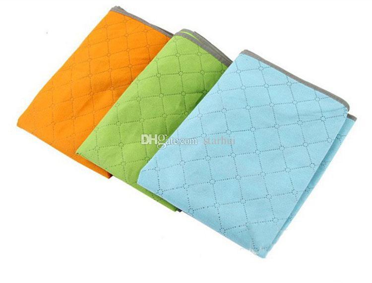 لحاف حقيبة التخزين المحمولة Prganizer غير المنسوجة الملابس الحقيبة حامل غطاء وسادة Underbed تخزين حقيبة الملابس التخزين أكياس WX-B18