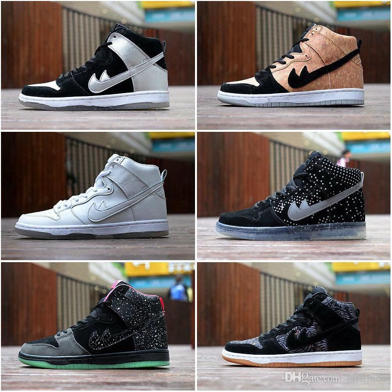 finest selection 108ad f1564 ireland nike dunk high man 22758 38a65