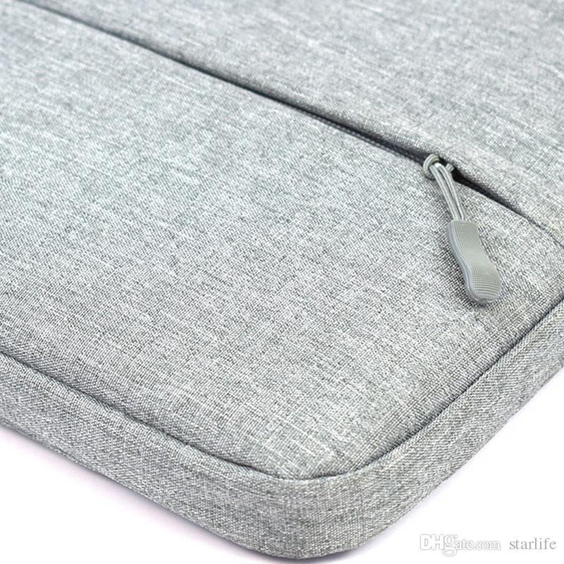 Laptop Çanta Notebook Çantası Kılıf Macbook Pro 13.3 15.6 Laptop Sleeve 11 12 13 14 15 inçlik Kadın Erkek Çanta