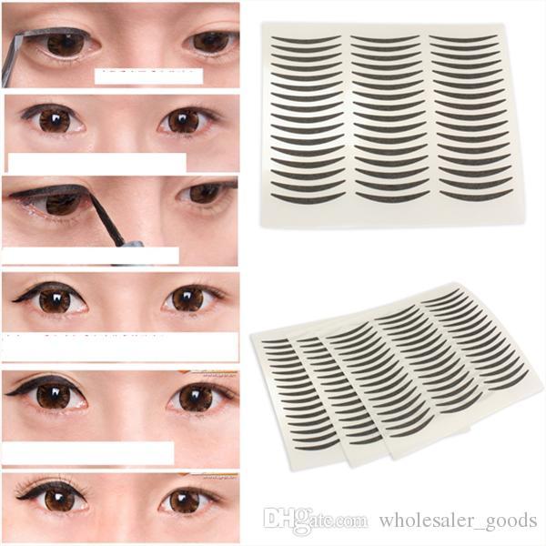 eyelid art eyeliner sticker korea advanced black eyeliner paste paper