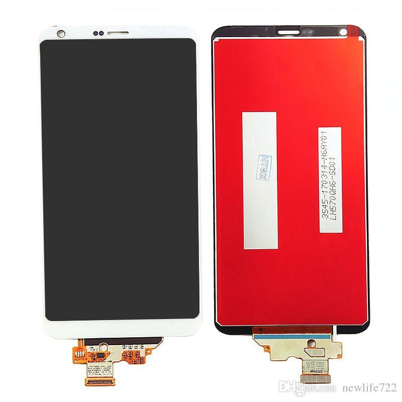 Nagelneues 5,7 Zoll LCD für Screen-Digitizer LG-G6 mit Anzeigen-Versammlungs-Mobiltelefon H870 H872 H873 Bildschirm-Ersatz DHL