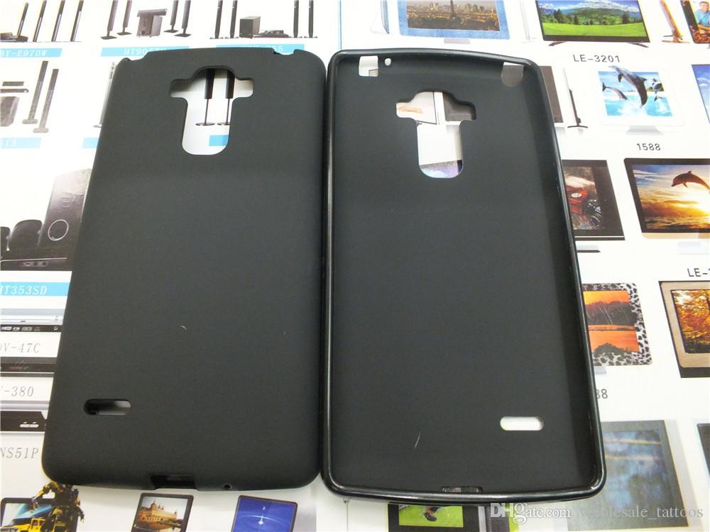Heiße verkaufende TPU Fall für LG G Stylo LS770 H634 / G4 Stift / G4 HINWEIS schützender Haut neuer hochwertige Silikon-Telefon-Kasten-Abdeckung