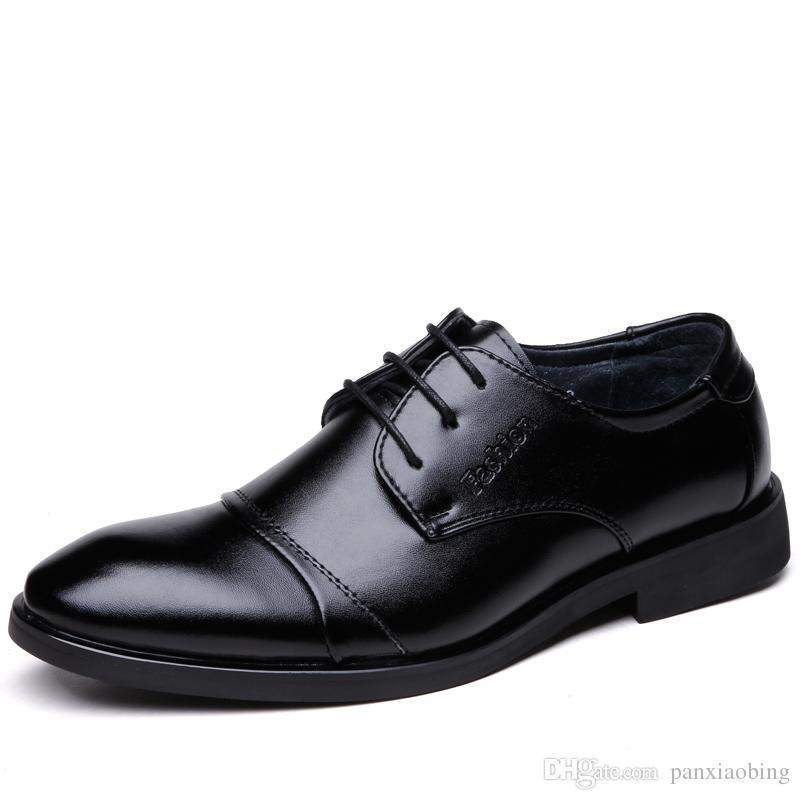 Oxford Dress Shoes For Men Formal