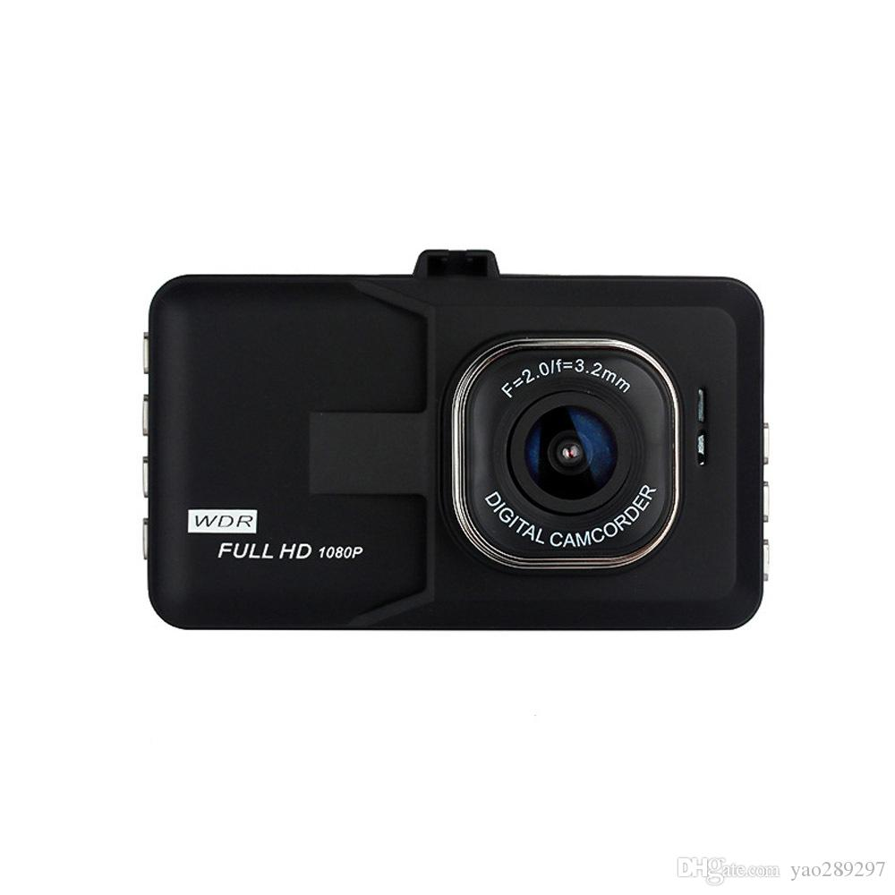 Car DVR K6000 1080P Full HD LED Night Recorder Dashboard Vision Veicular Camera dashcam Carcam video Registrator Car DVRs