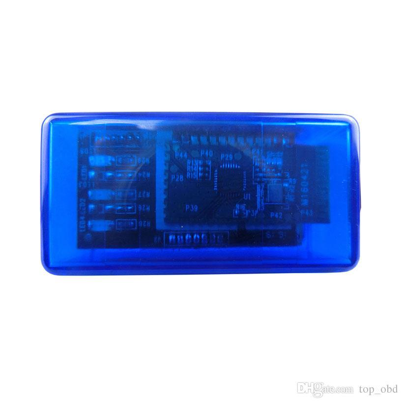 scanner diagnostico obd auto automotive scanner automotriz Mini V2.1 ELM327 OBD2 ELM 327 Bluetooth interfaccia auto scanner auto