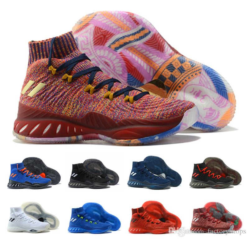 6194af03c435 Newest Color 2017 Crazy Explosive 2017 Andrew Wiggins Basketball Shoes For  High Quality Mens Socks Sports Training Sneakers Size 7 12 Shoes Sports  Sports ...