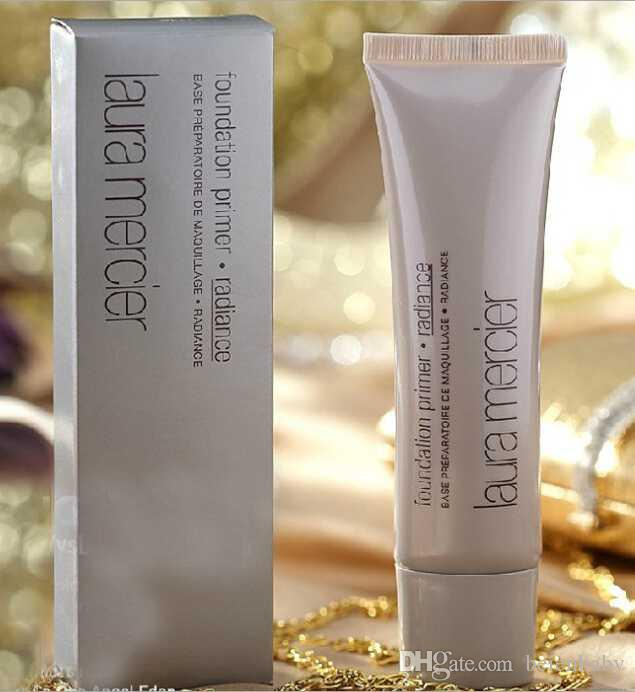Factory Price!!!Makeup Laura Mercier Foundation Primer/Hydrating/ mineral/ oil free Base 50ml 4styles High Quality Face Makeup natural
