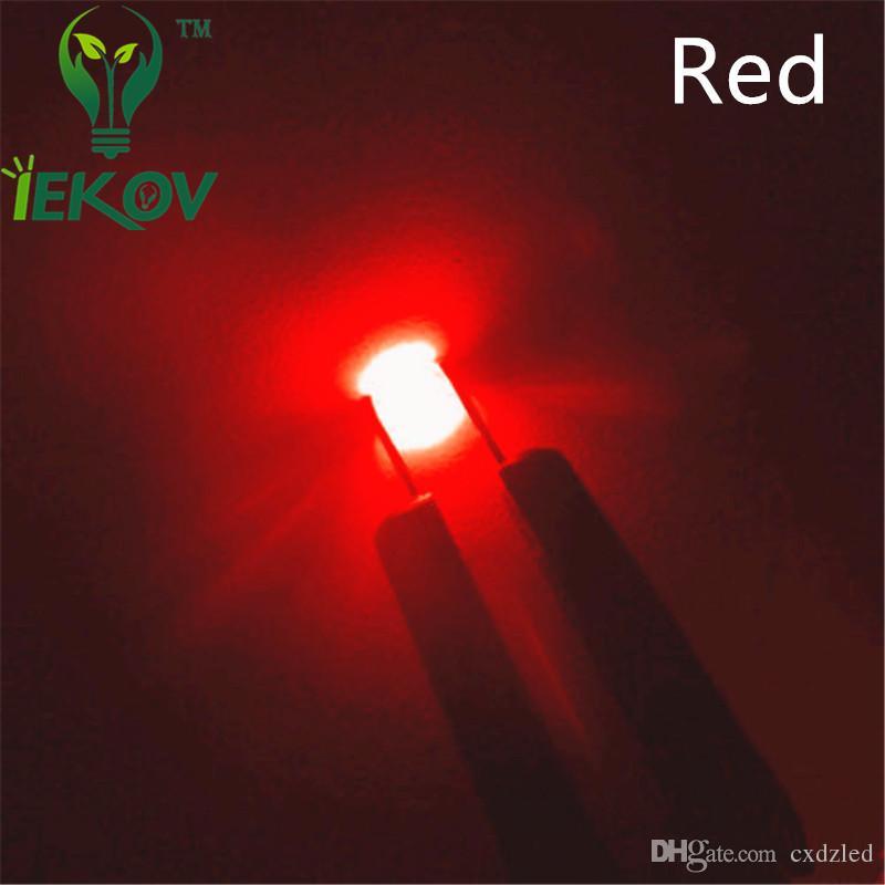 /bag 0603 High Quality SMD Red led Super Bright SMT LEDS Light Diode 1.8-2.1V 620-630nm Toys DIY