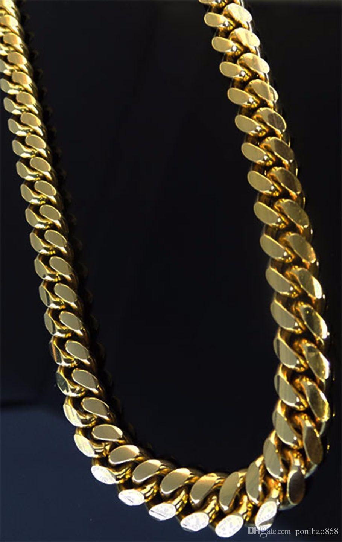 Cadena de oro miami