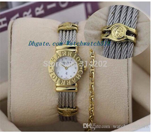 b06fd58a048 Luxury Watches Charriol Women S  St Tropez  Diamond Dial Two Tone Steel  Watch 028C.540.326 Watches Women Wrist Watches For Sale Buy Watches From ...