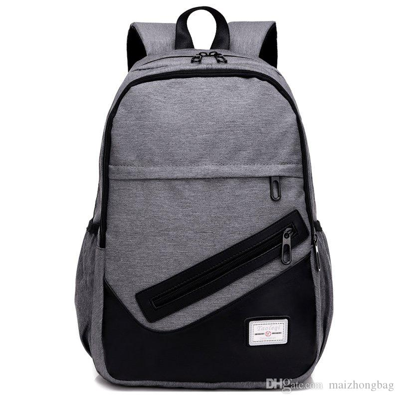Cheap Backpack Wholesale 2017 New Mochilas Bag High School Bags For Teenager  High Quality Canvas Material Best Backpack Designer Backpacks From  Maizhongbag 322875f903fcc