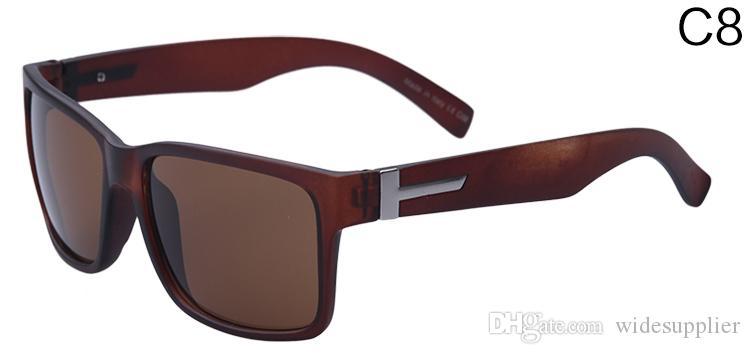 أوروبا والولايات المتحدة حار بيع إطار كبير نظارات شمس نظارات للرجال والنساء الرياضة النظارات الشمسية
